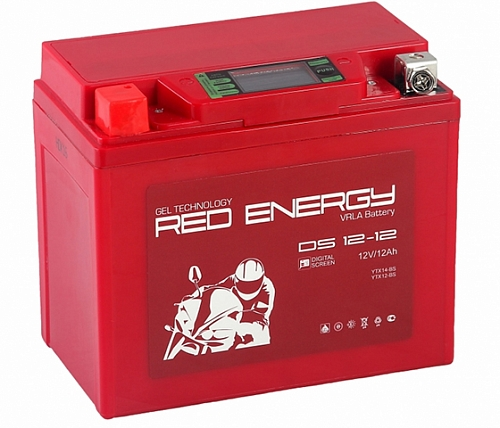 Red Energy DS 12-12