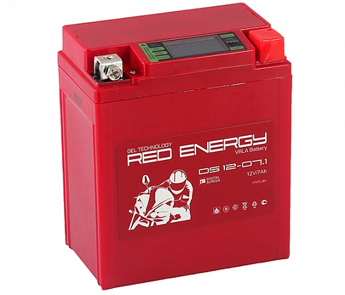 Red Energy DS 12-07.1
